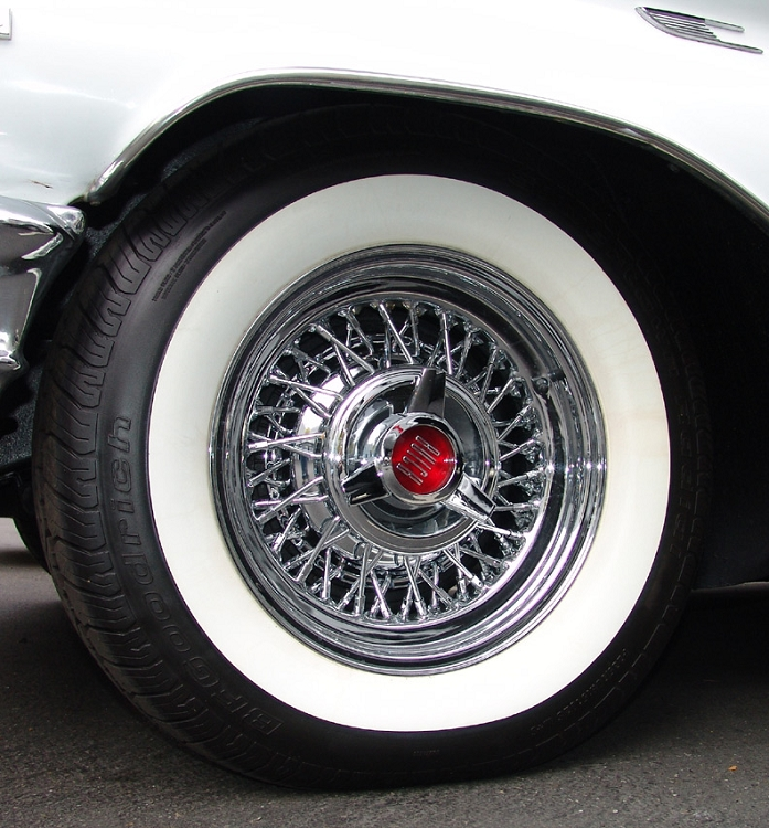 Buick Premium Stainless Steel Spokes And Stainless Steel