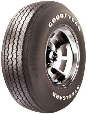 Goodyear gr70 15 goodyear steelgard rwl for 20 inch raised white letter truck tires