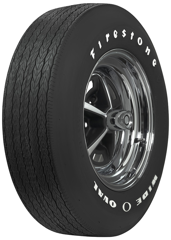 Firestone Wide Oval Radial Gr70 14 Rwl