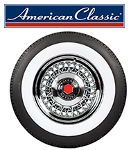 American Classic Whitewall Tires