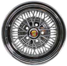 Brougham 50 Spoke Cadillac Wire Wheels