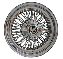 Knock-Off Style Wire Wheels