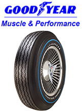 Goodyear Muscle Car & Performance Tires
