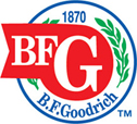 BF Goodrich Bias-Ply Tires 15 Inch