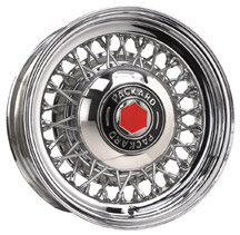 Packard Wire Wheels