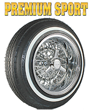 White Wall Tires For Sale | Free Shipping Most Whitewall Tire Brands