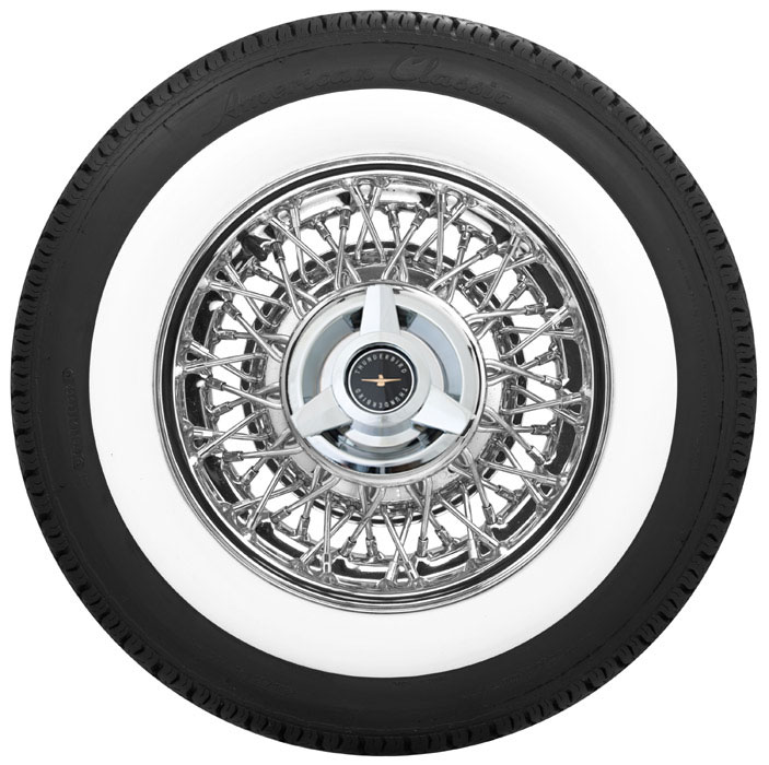 Thunderbird Wire Wheels Tir