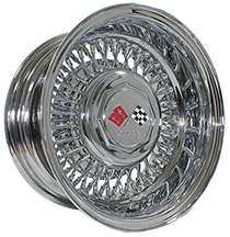 Trueray® Straight-Lace Wire Wheels