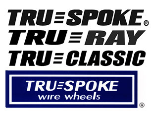 Truespoke® 50-Spoke and Trueray® Wire Wheels