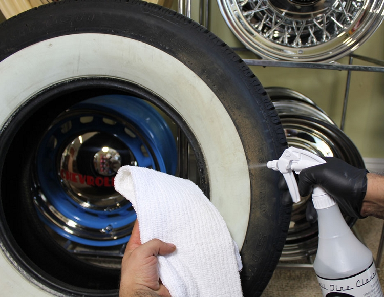Whitewall Tire Cleaner For Sale Wide White Wall Tire Cleaner