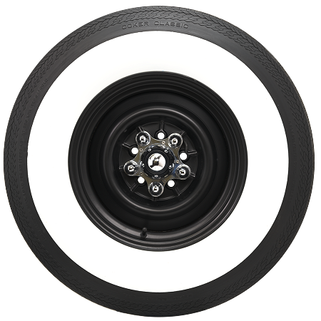 Bias Ply Tires >> Coker Bias Ply Tires E78 14 2 3 8 Whitewall
