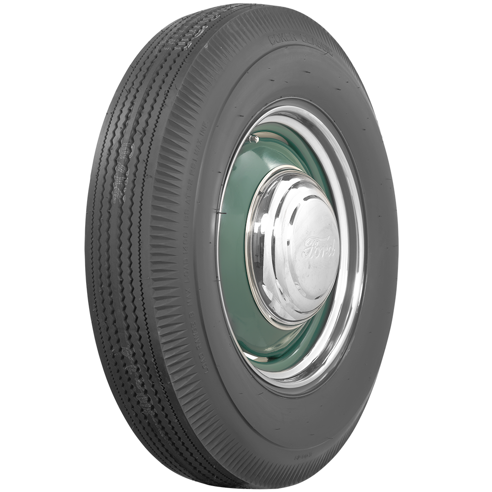 Bias Ply Tires >> Coker Classic Bias Ply Tire 600 16 Blackwall
