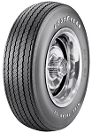 Goodyear E70/15 Speedway Wide Tread GT - 4-Ply Raised White Letters