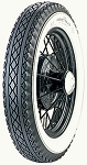 Goodyear 475/19 All-Weather 4-Ply Poly Blackwall - Tube Type