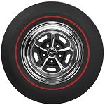 Firestone Wide Oval Radial  FR70-14 Redline