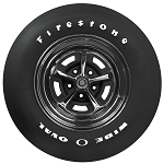 Firestone Wide Oval Radial  FR70-14 RWL