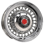 Packard Premium Stainless Wire Wheels by Truespoke