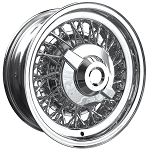 Chrysler and Imperial Premium Truespoke Wire Wheels