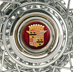 Cadillac Hubcap With Medallion