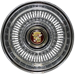 Cadillac Fleetwood-60 Spoke Truespoke Wire Wheels