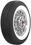 Thunderbird Chrome Wire Wheel And Tire Package