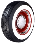 Whitewall Trailer Tires