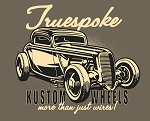Truespoke Hot Rod T-Shirt