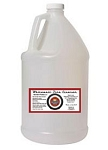 One gallon container is our best value and comes with a sprayer.