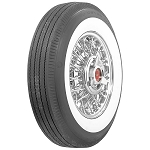 US Royal 670-15 - 2 1/2  inch whitewall - Bias-Ply