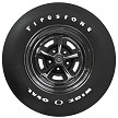 Firestone Radial Wide Oval Tire