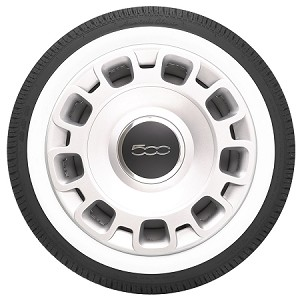 "American Classic P185/55R15 - 1 5/8"" Whitewall"