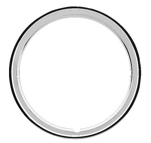 Smooth Trim Ring For Artillery and Smoothie Wheels