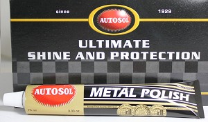 From Germany - Autosol Metal Polish