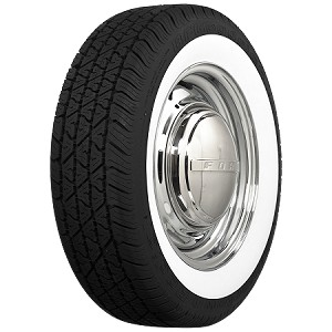 "BFGoodrich Silvertown P215/70R14 - 2 1/4"" Whitewall"