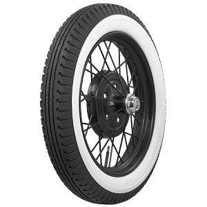 "Firestone 440/450 - 20 - 2 3/8"" Whitewall"