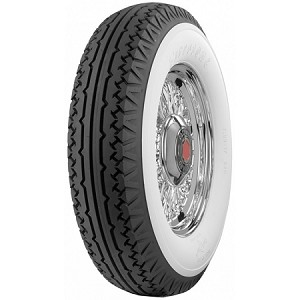 "Firestone 750-19"" - 4 3/4"" Whitewall"
