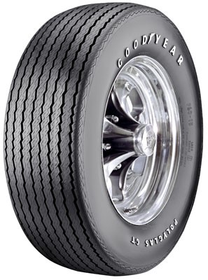 Goodyear Polyglas GT F60/15 - Raised White Letters *N/S