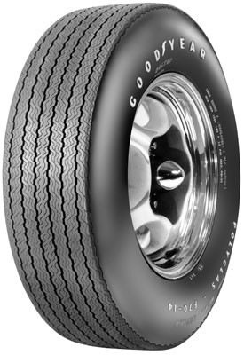 Goodyear F70/15 - Raised White Letters - *E/S