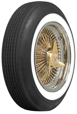 Premium Sport 5.20 X 13 - 1 1/8th inch Whitewall
