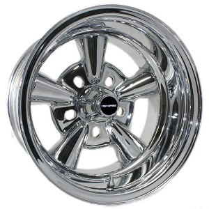 Supreme Wheels in 15 Inch Diameters. Shown is reverse style.