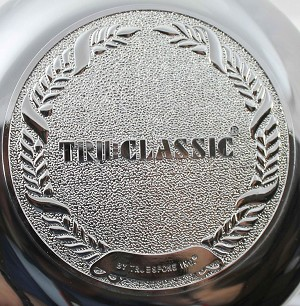 Trueclassic Chrome Medallion