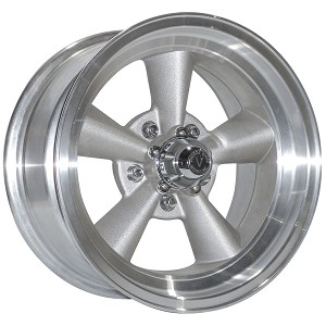Vintage Wheel Works 5 - Bladed Aluminum Wheel